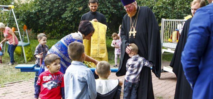 Руководитель социального отдела посетил вместе с представителями городской власти Первый специализированный Дом ребенка г. Одессы