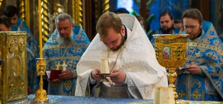 Поздравляем со священнической хиротонией руководителя молодежного актива социального отдела Одесской епархии отца Андрея Полещука