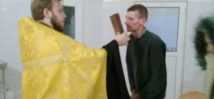 Сотрудники Социального отдела Одесской епархии посетили Одесский областной центр профилактики и борьбы со СПИДом