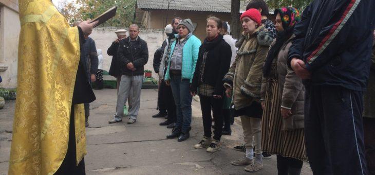 Сотрудники отдела по благотворительности и социальному служению Одесской епархии посетили туберкулёзное отделение Одесской областной клинической психиатрической больницы