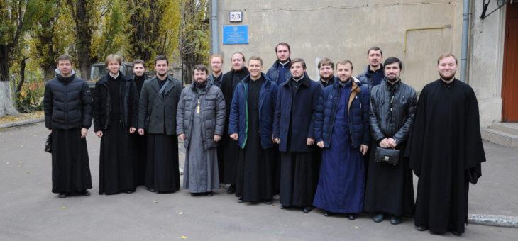Священнослужители Одесской епархии сдали кровь в помощь детям с онкологическими заболеваниями