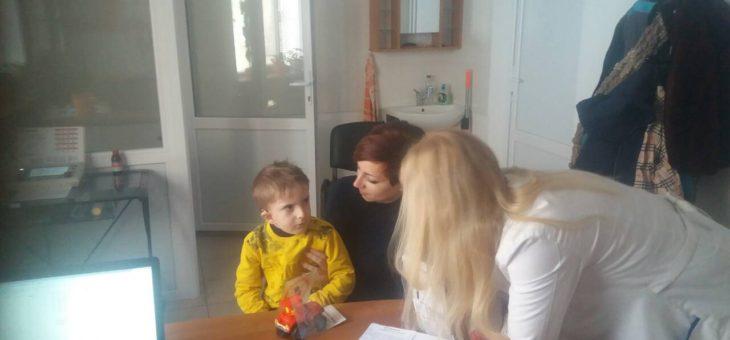Отделом по благотворительности и социальному служению Одесской епархии была оказана помощь 4-летнему Богдану из Белгорода-Днестровского
