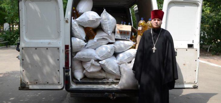 Сотрудник социального отдела Одесской епархии священник Андрей Полещук посетил Барабойский психоневрологический дом-интернат