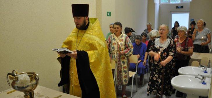 Молодежный актив социального отдела Одесской епархии посетил подопечных Одесского городского центра реинтеграции лиц без особого места жительства