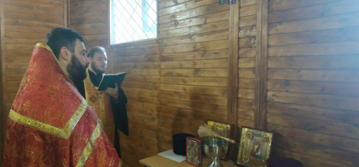 Трудами духовенства Одесской епархии и сотрудников Одесского следственного изолятора на территории СИЗО открыт спортзал