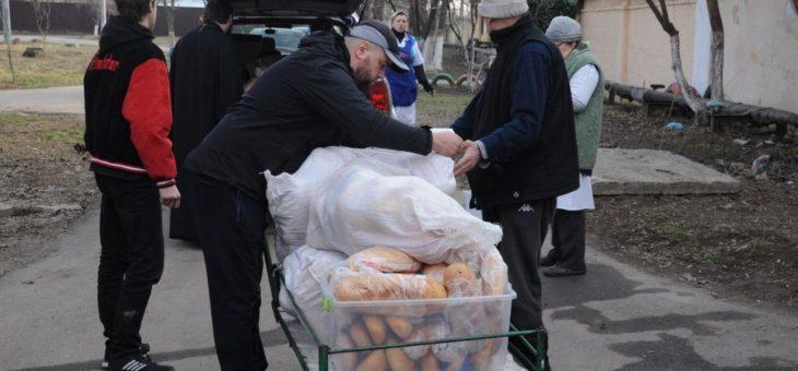 Одесская епархия оказала гуманитарную помощь Одесской областной клинической психиатрической больнице