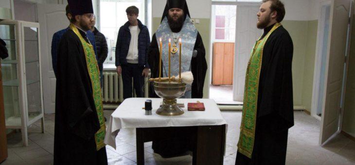 Одесская епархия оказала помощь в ремонте детского отделения Одесского областного противотуберкулёзного диспансера