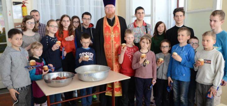 Сотрудники социального отдела Одесской епархии посетили пенитенциарное и лечебно–профилактическое учреждения города Одессы