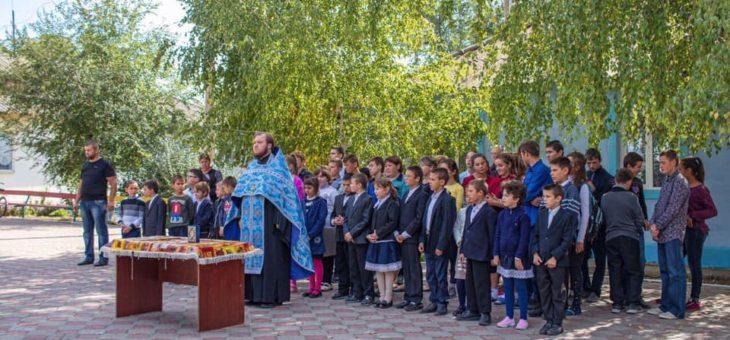 Оказана помощь Михайловской школе-интернату Саратского района Одесской области