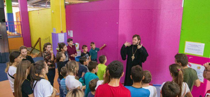 Одессу посетили воспитанники Болградской специальной общеобразовательной школы-интерната для детей с нарушениями слуха