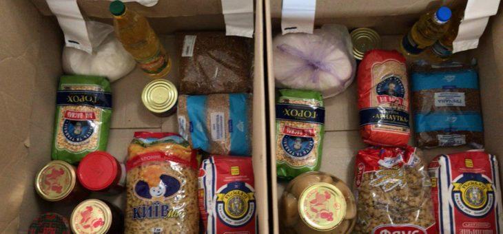 В Координационном центре Одесской епархии по оказанию гуманитарной и социальной помощи прошла очередная благотворительная акция