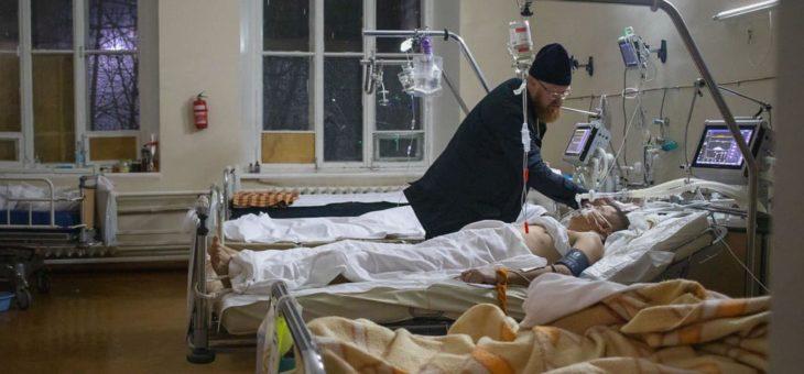 Одесская епархия оказывает помощь пострадавшим при пожаре в Одесском колледже (ОБНОВЛЯЕТСЯ)